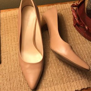 Nine West Classic Nude Heel 9.5